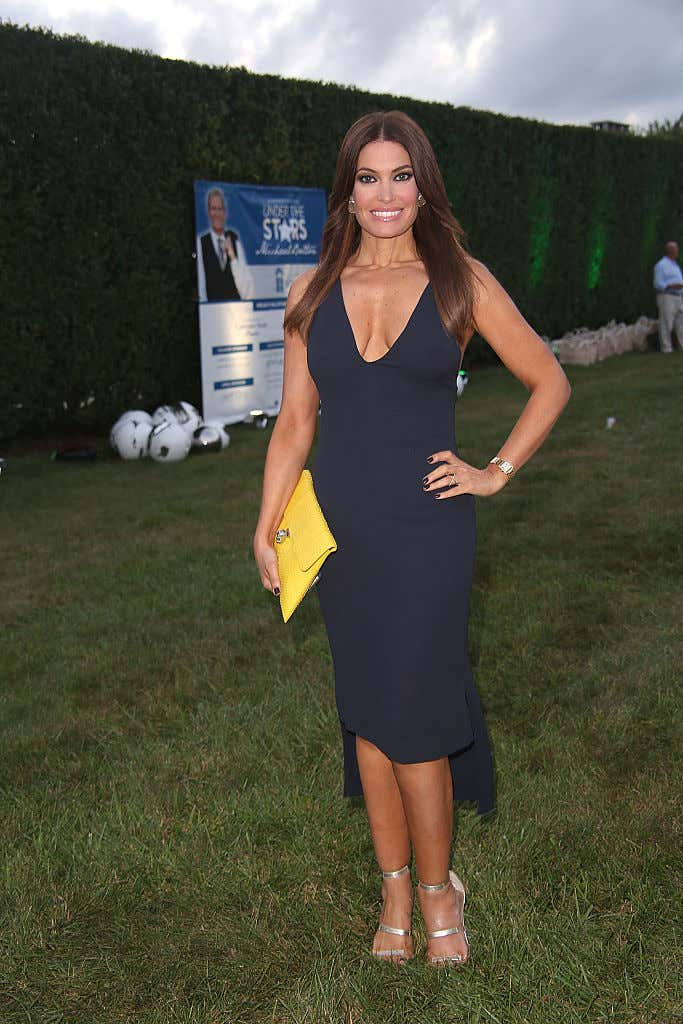 Is Fox News' Kimberly Guilfoyle Going To Replace Sean Spicer
