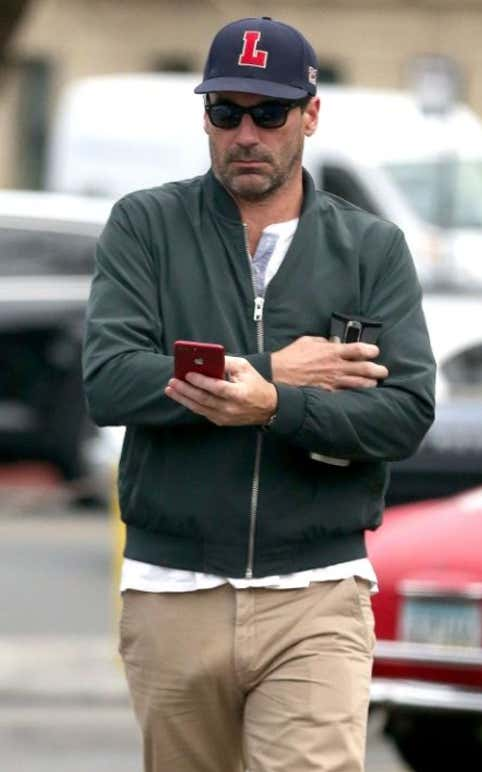 Jon Hamm Doesnt Like Being Single Because Its Hard Barstool Sports