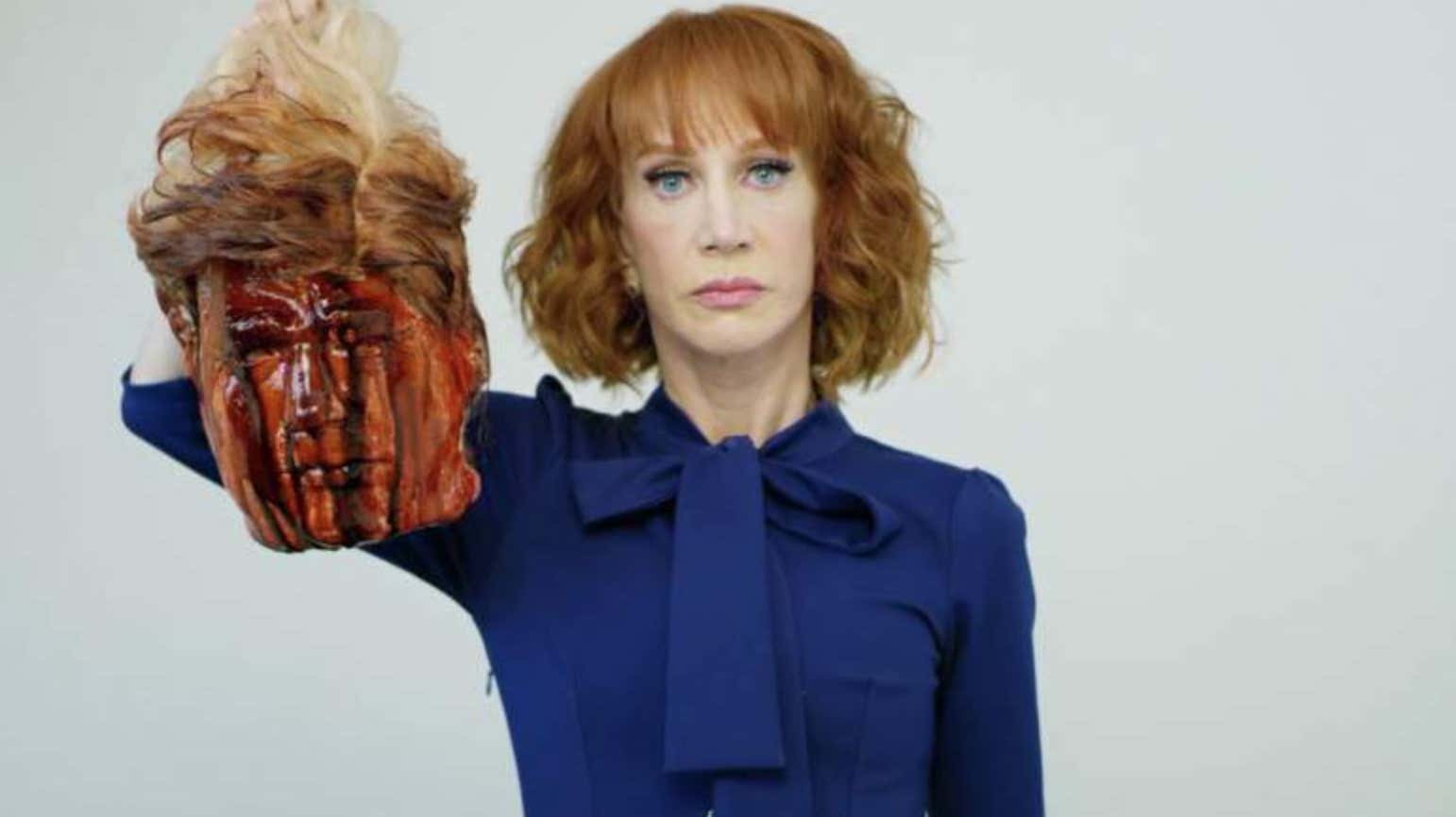 Kathy griffin pussy shot — img 2