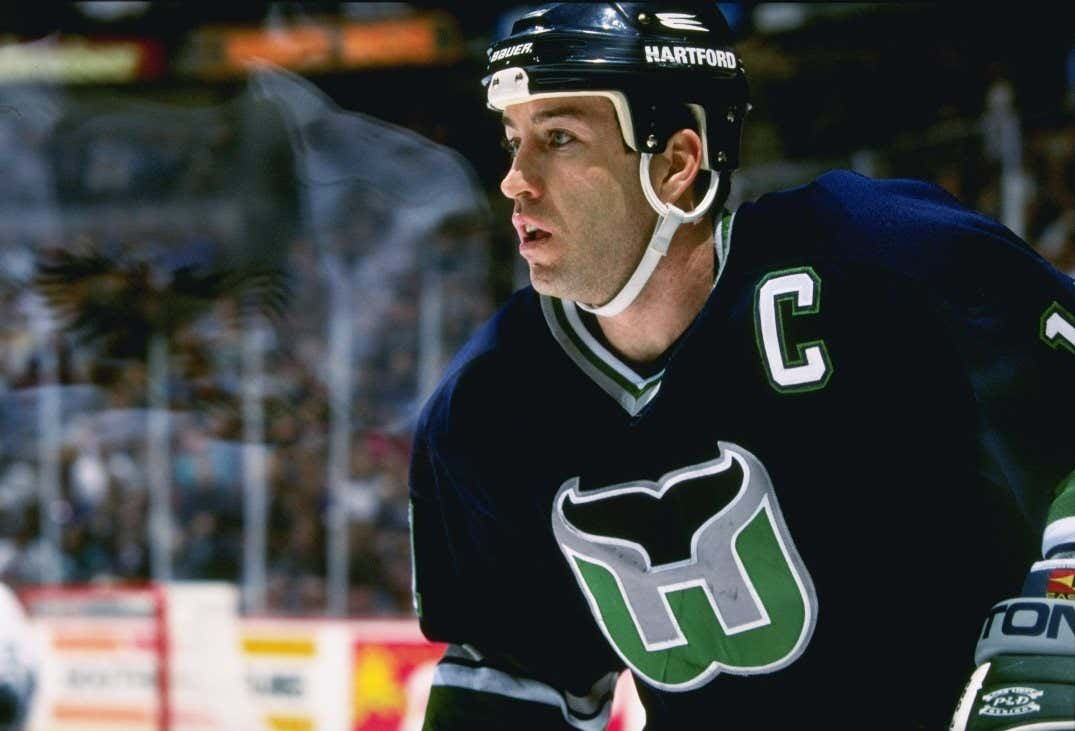 Cue The Music Blackhawks Hire Former Whaler Great Ulf