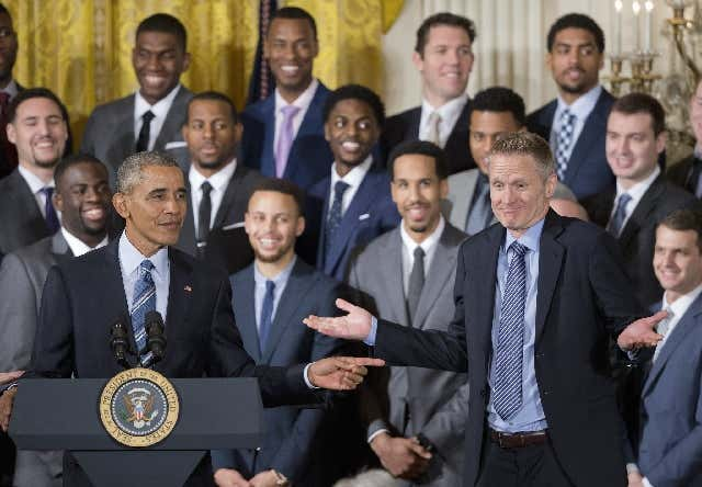 The Warriors are Boycotting the White House. Will Anyone Care ... 7731e46e0