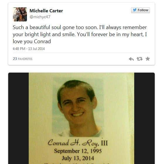 Michelle Cartertweet2