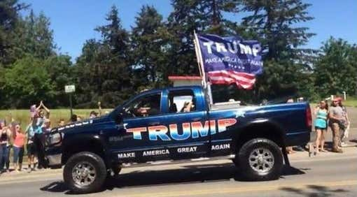 Image result for maga truck pics