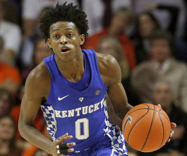 As We Are Just A Handful Of Days Away From The NBA Draft Ill Be Breaking Down Scouting Reports For Various Players Across Country Who Expected