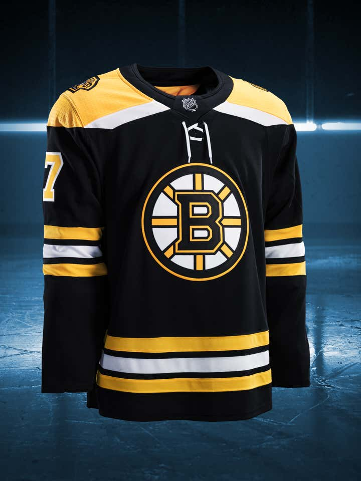 I feel like this was the biggest test for Adidas. Could they come into the  NHL and just leave the most historic sweaters in the game alone  17997321b