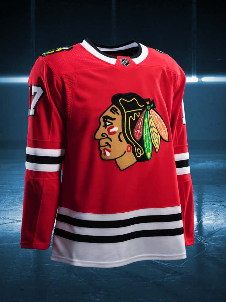 1e3872c3ac4 I feel like this was the biggest test for Adidas. Could they come into the  NHL and just leave the most historic sweaters in the game alone?