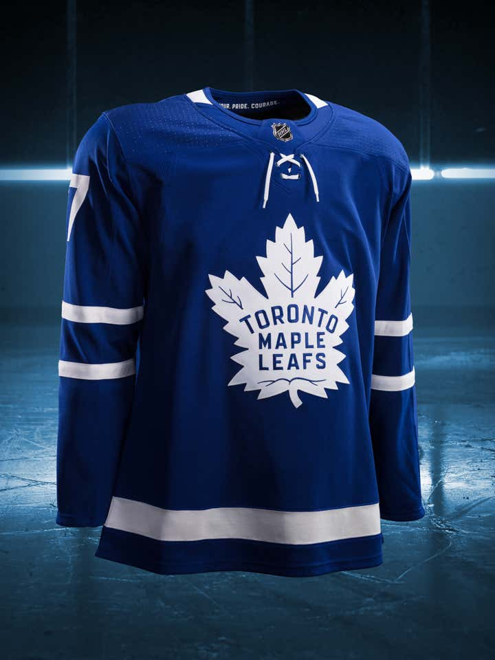 7740c4899 Could they come into the NHL and just leave the most historic sweaters in  the game alone  Or were they going to ...