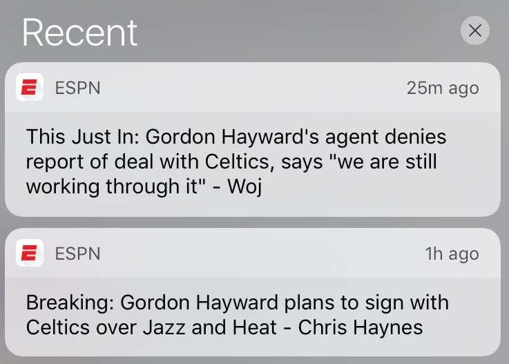 Somebody At ESPN Should Be Arrested For the Way They've