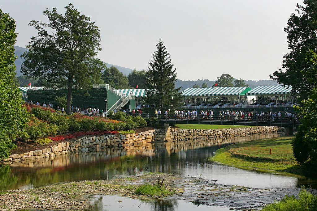 Greenbrier Classic - Round Two