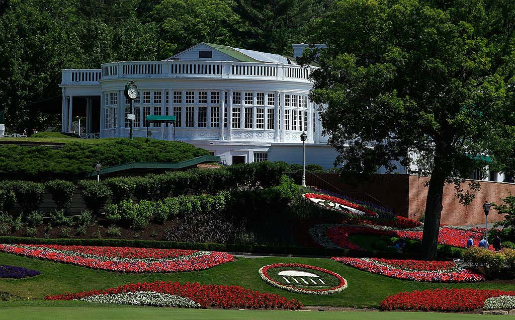 The Greenbrier Classic - Final Round - R&A