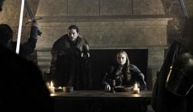 Game-of-Thrones-New-spoilers-indicate-Jon-Snow-Kit-Harington-and-Sansas-Sophie-Turner-dynamic-in-Season-7-670x388