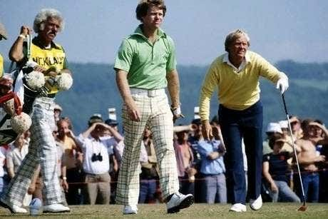 Tom Watson and Jack Nicklaus separated themselves from the field and put on a show for the ages at Turnberry for the final round of the 1977 Open Championship.