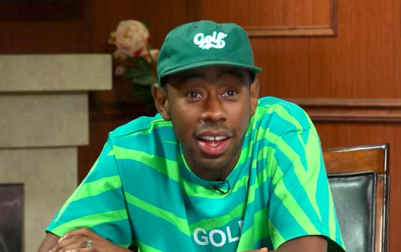 94819f916e82f9 Tyler The Creator Comes Out Of The Closet...Again - Barstool Sports