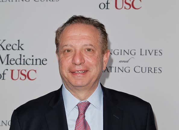 The USC Med School Dean Was Apparently Living His Very Best