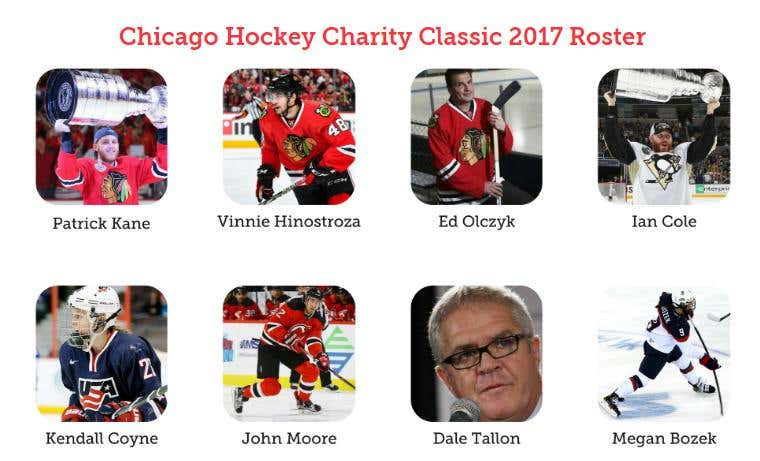 Chicago Charity Hockey 1