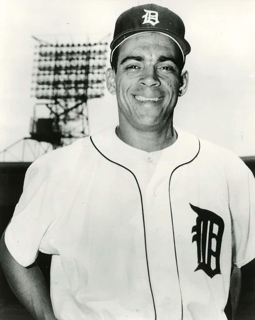 Detroit Tigers Ozzie Virgil SrJune 8, 1958