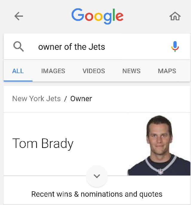 Owner of Jets
