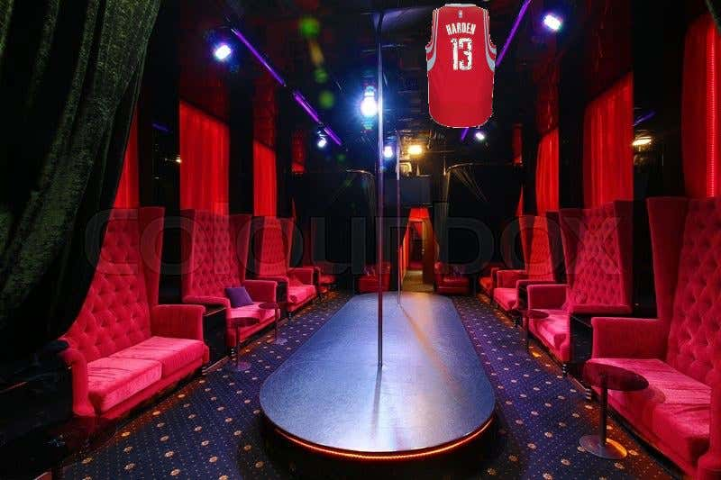 A Houston Strip Club Reportedly Retired James Harden's ...