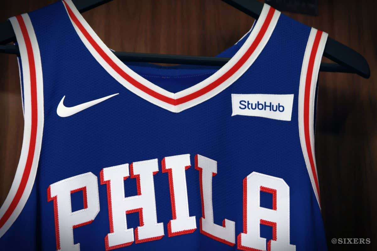 d75f402d3dbc The Sixers  New Uniforms. Are They The Best  Probably - Barstool Sports
