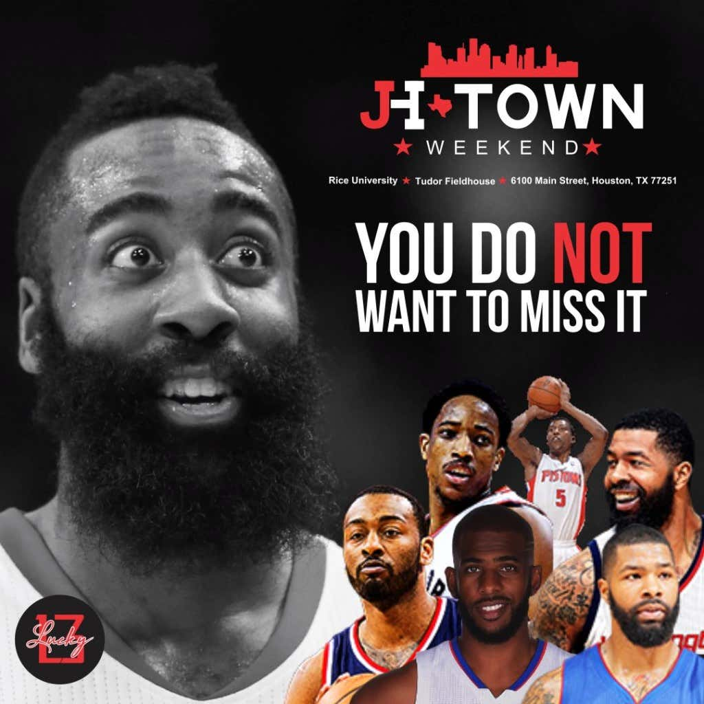 15eb84c7ecc8 James Harden and Chris Paul Put On A Show This Weekend In Houston ...
