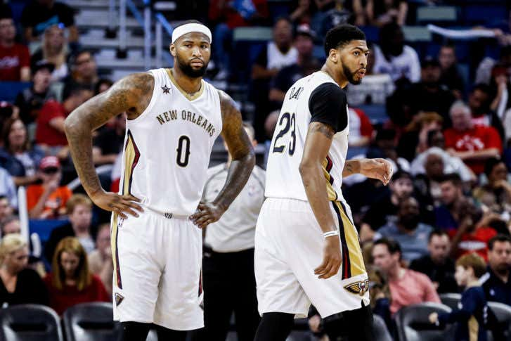 b77846f0a6f4 2017 NBA Summer Preview Series  New Orleans Pelicans - Barstool Sports