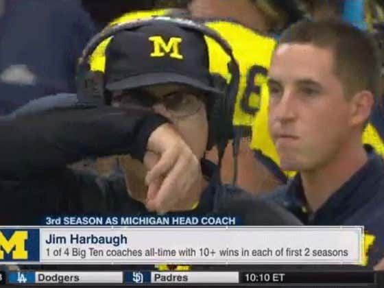 Jim Harbaugh Put An Absolute Beatdown On These Boogies