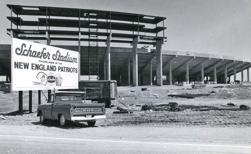Schaefer Stadium