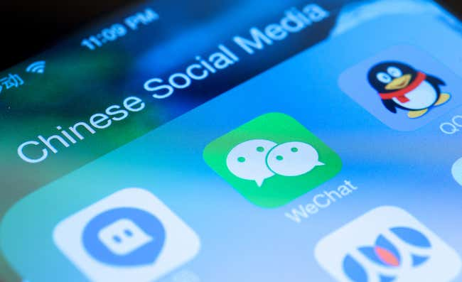 The One Chinese App I Use, WeChat, Was Just Outed As Being HIGH KEY