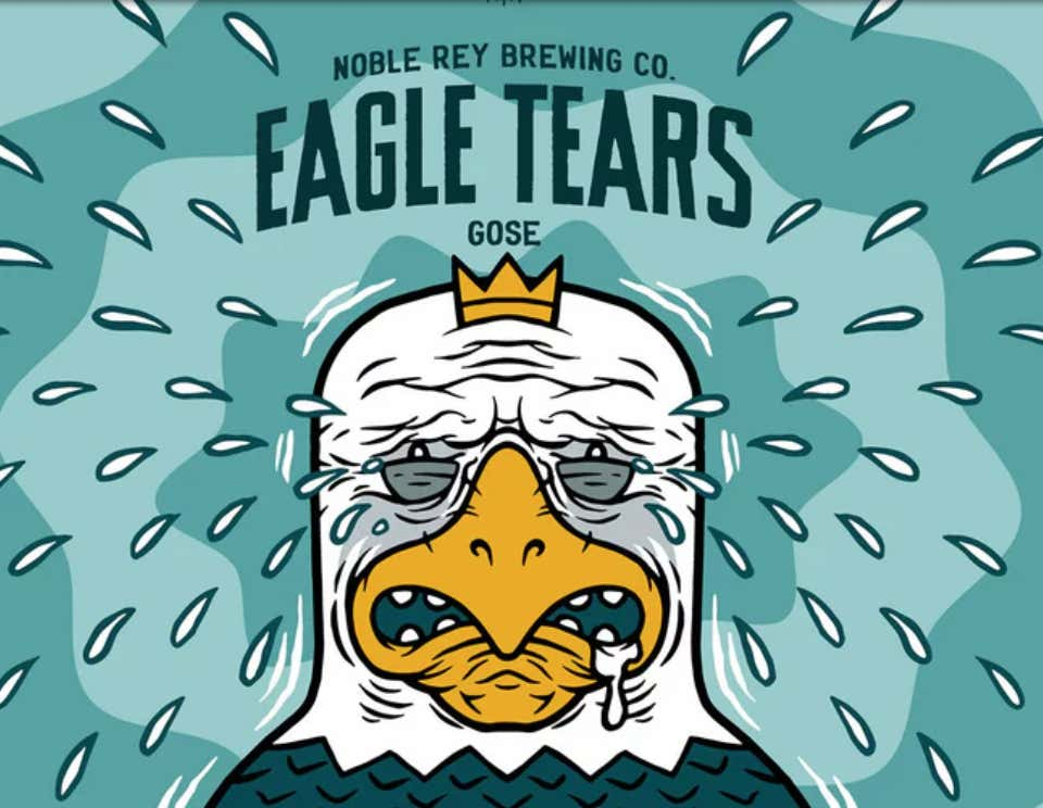 Copycat Dallas Based Beer Company Creates 'Eagles Tears' Brew That Tastes  Like Pure Goat Piss