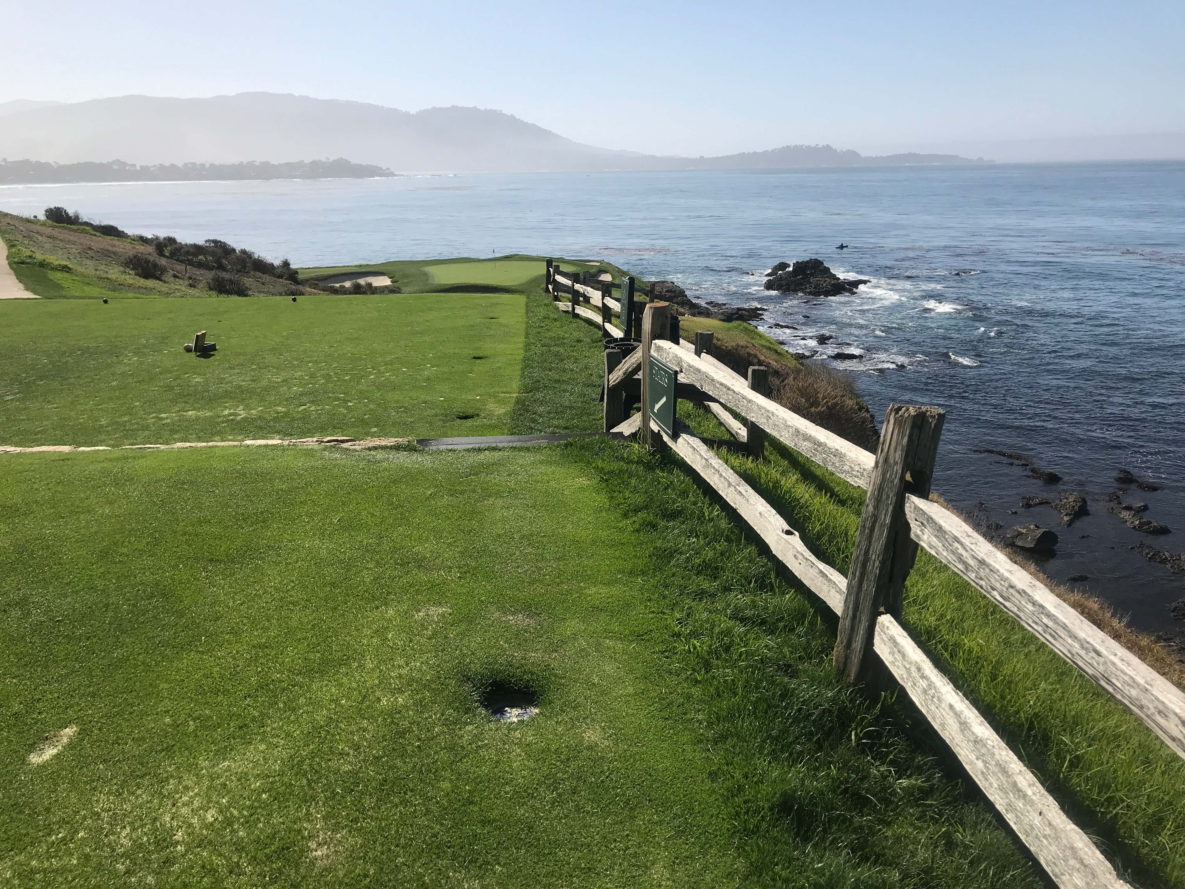 Playing Pebble Beach A Riggsy Review Barstool Sports