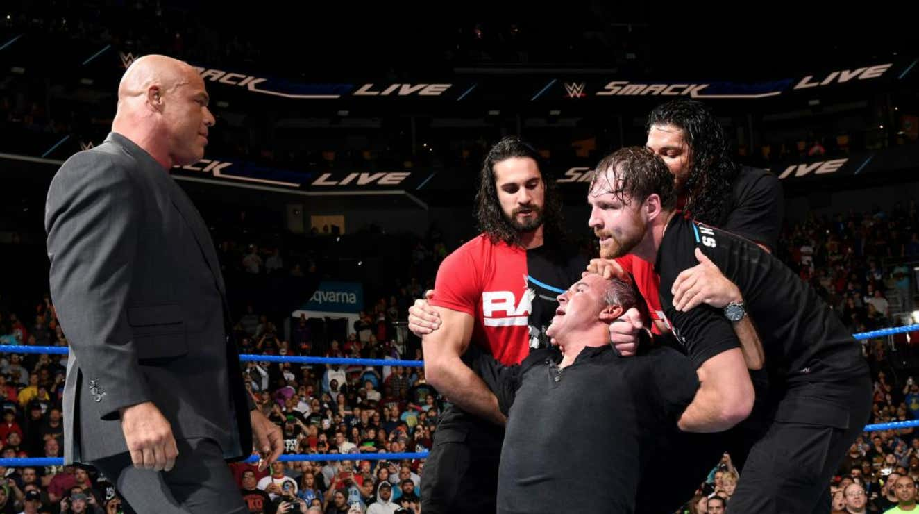 Raw Finally Responded To Being Put Under Siege By Smackdown With A