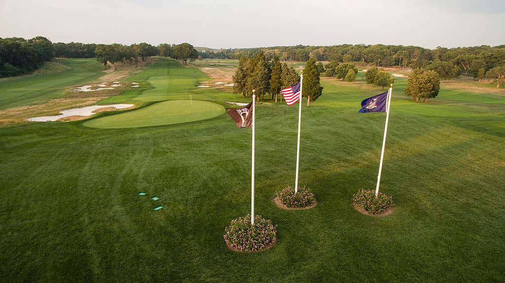 Bethpage Black, a Riggsy Course Review - Barstool Sports