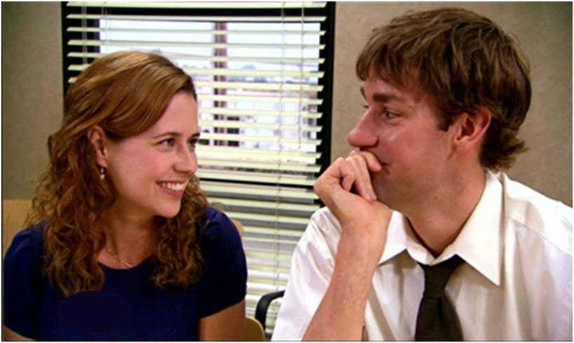 Jim And Pam's First Date Was A Story Left Untold    Until