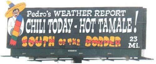 SOB - weather report