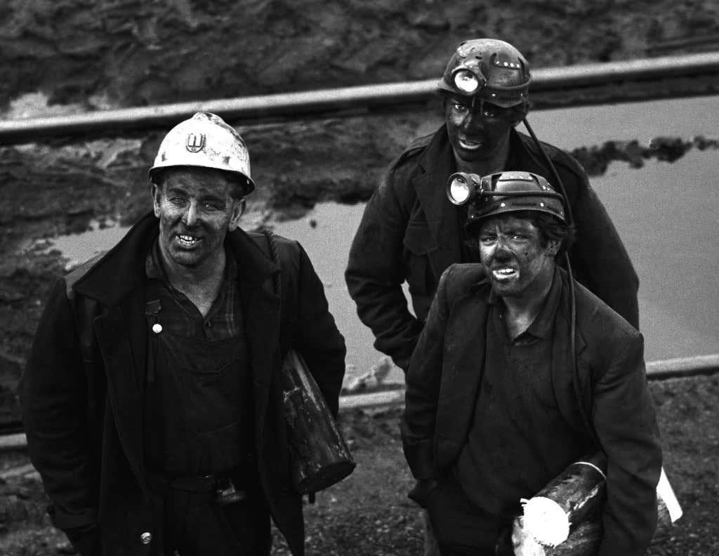 Welsh Mining Town