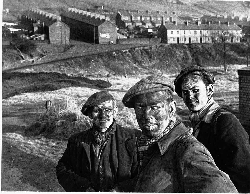 Welsh Coal Miners