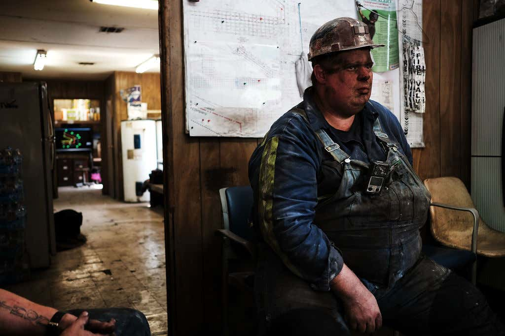 Beset With Unemployment And Poverty, West Virginians Look To Trump For Help