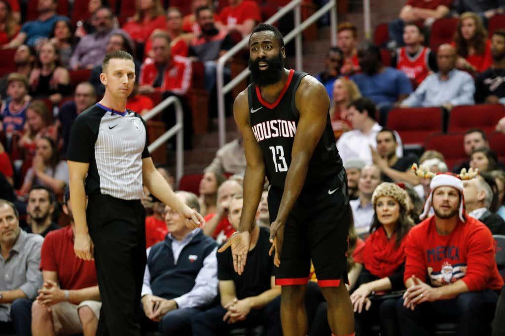 Los Angeles Clippers v Houston Rockets
