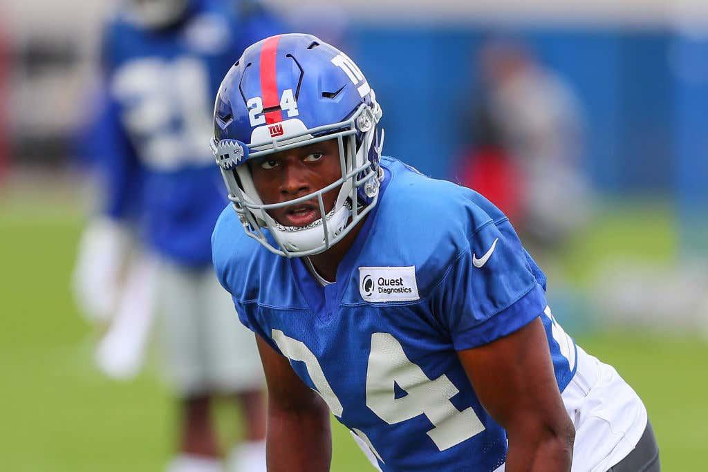 NFL: JUL 29 Giants Training Camp