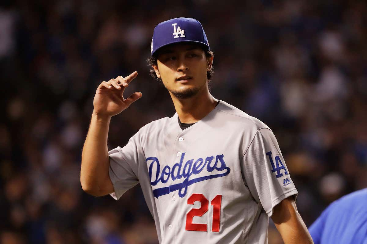 According To Yu Darvish There Is A Mystery Team In On Yu Darvish