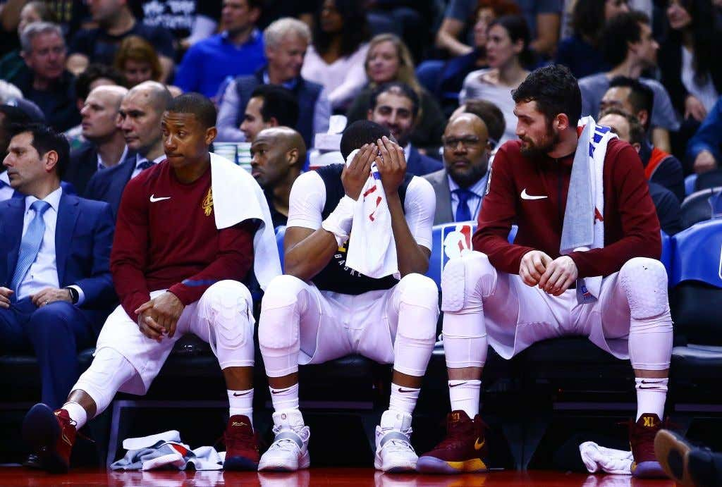 a9df5fd42ad6 Last Night In The NBA  Not Everybody Is Enjoying 2018 - Barstool Sports