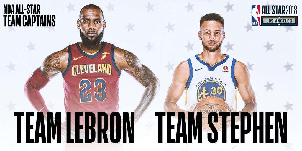 f2ca0d14b76 Team Lebron vs Team Curry...Who Ya Got  - Barstool Sports