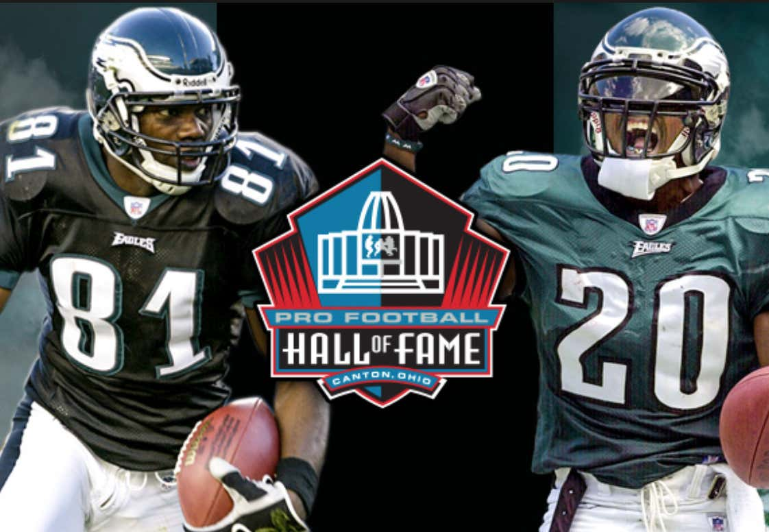 d76a89cbe90 Brian Dawkins And Terrell Owens Have Been Elected Into The NFL Hall ...
