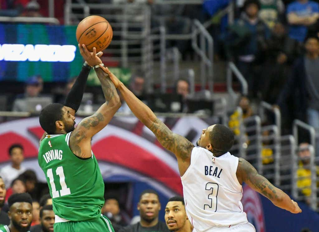 NBA-Boston Celtics at Washington Wizards