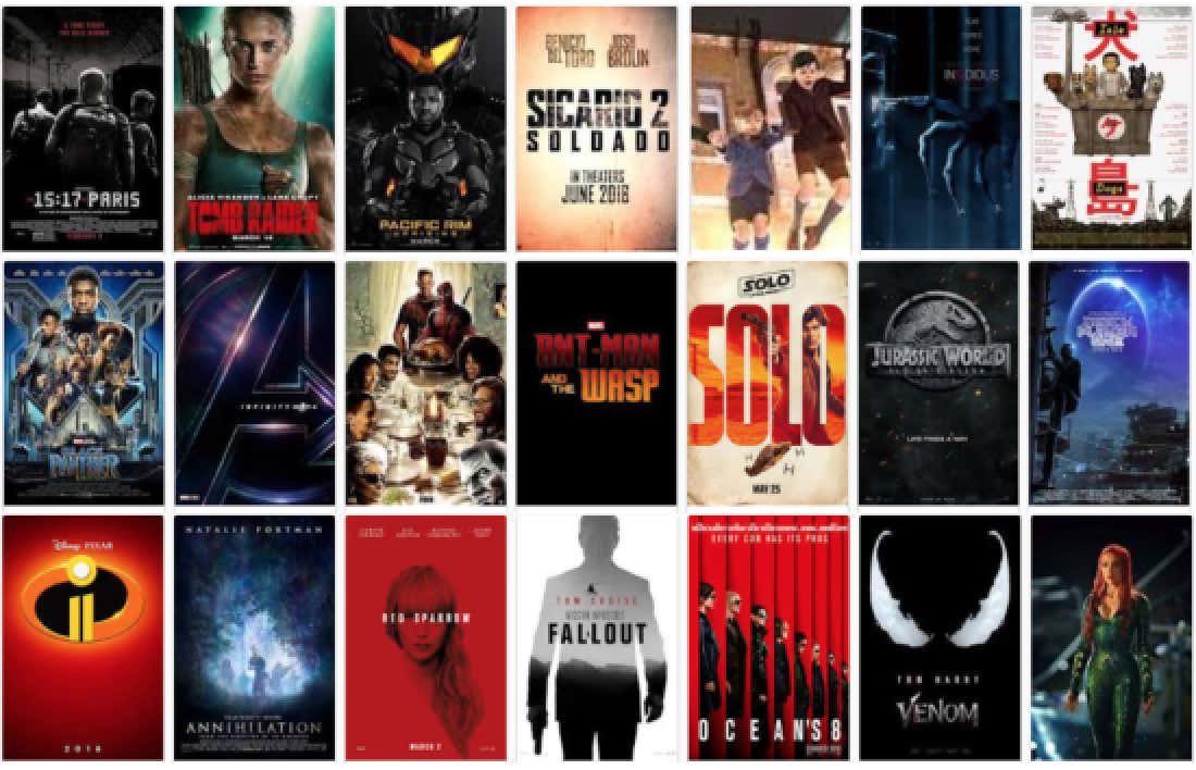 All Of The Movies You Should Be Excited For In 2018 - Barstool Sports b3b91fd30