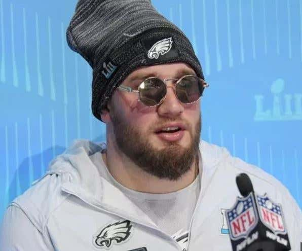 b5d33528da1 BOSTON (CBS) — Eagles offensive lineman Lane Johnson can t stop talking  about the New England Patriots. It s been a week since Philadelphia ended  New ...