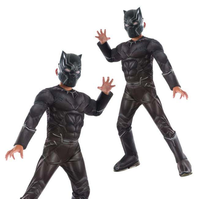 NY Times u2013 Black Panther costumes u2014 whether the characteru0027s full raiment or just his claws and mask u2014 are on toy store shelves (and of course on Amazon) ...  sc 1 st  Barstool Sports & The NY Times Wonders if White Kids Should be Allowed to Wear Black ...