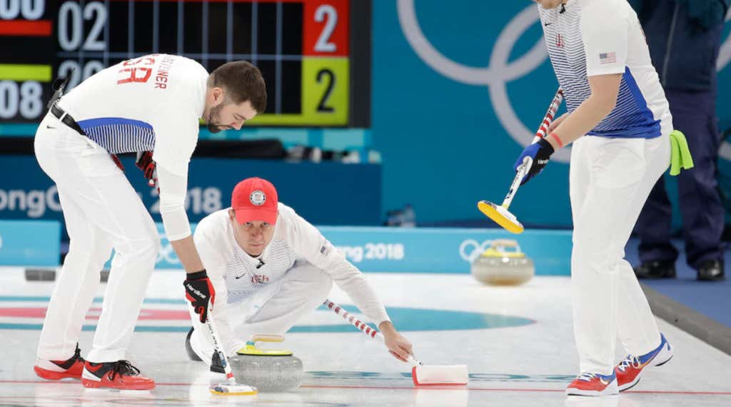curling usa