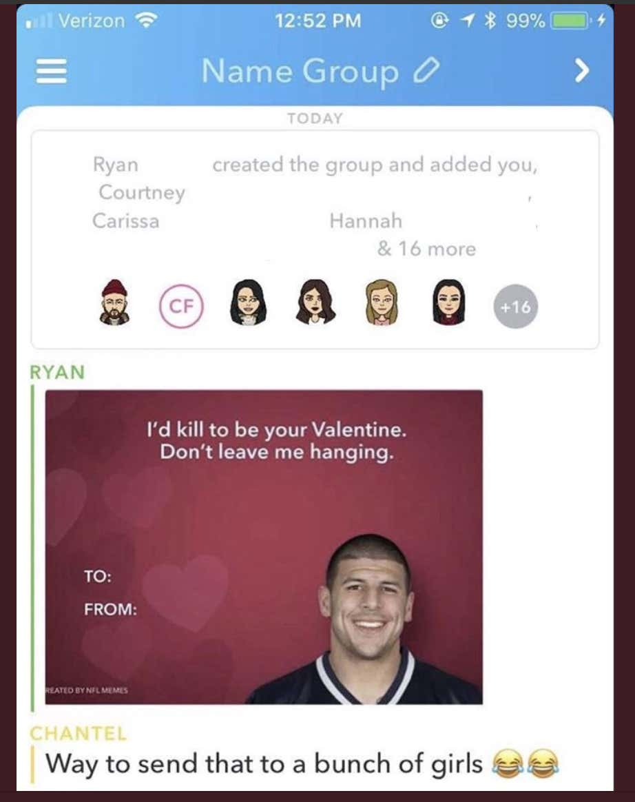 Beaches] Best tinder pick up lines barstool