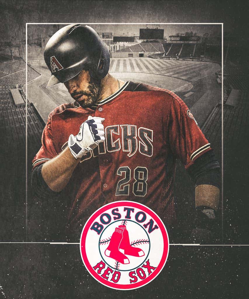 It s FINALLY Official  The Red Sox Have Signed JD Martinez To A Five ... 6918bf921ce0